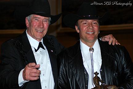 Robert and Jenn... John Wayne On Horseback